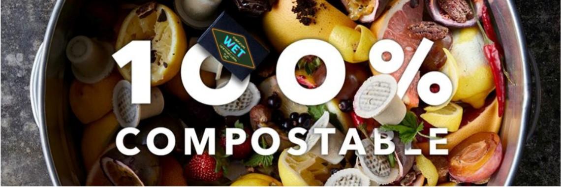 Capsule nespresso compostabili