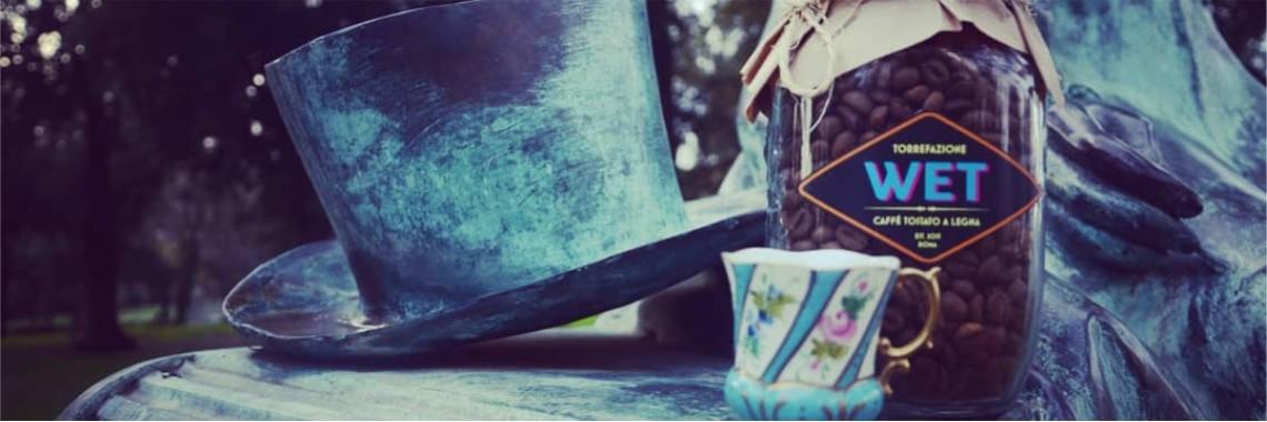 Caffè fresco macinato per moka
