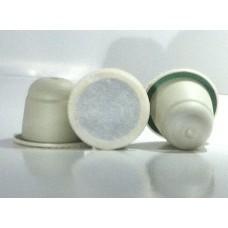 Capsule Compostabili compatibili Nespresso® Miscela: 50% Arabica 50% Robusta