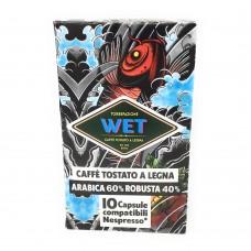Capsule compatibili Nespresso® Miscela: 60% Arabica 40% Robusta